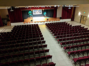 Lakireddy Auditorium